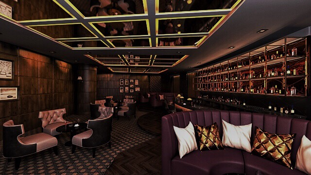 Aoyama Lounge (青山ラウンジ)