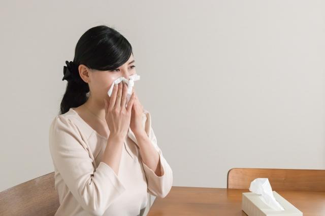 【ナイトワーク女子必見】春の天敵!?花粉症の対策方法